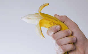 Ne bacajte koru banane