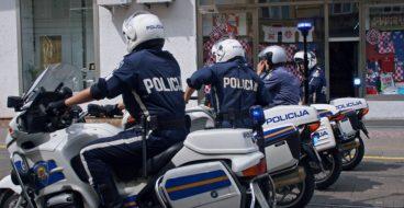 zagrebačka policija